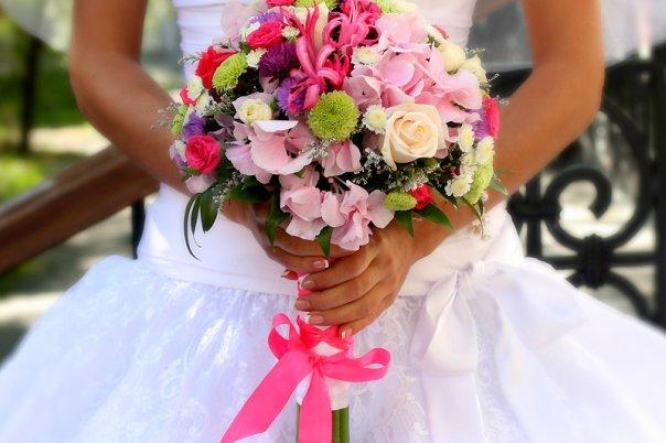 Букет невесты уфа низкие цены
